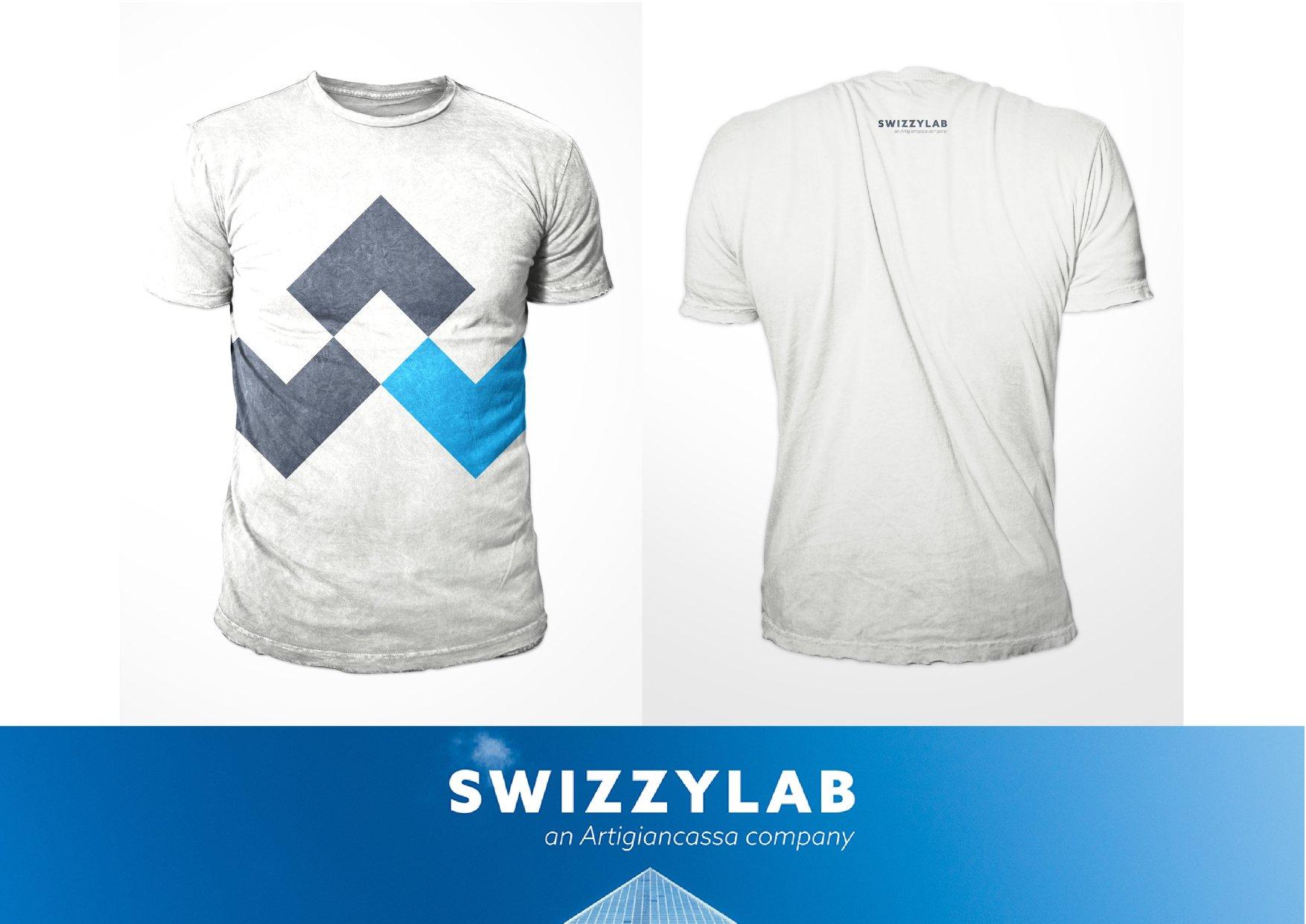 brand design abbigliamento (t-shirt)