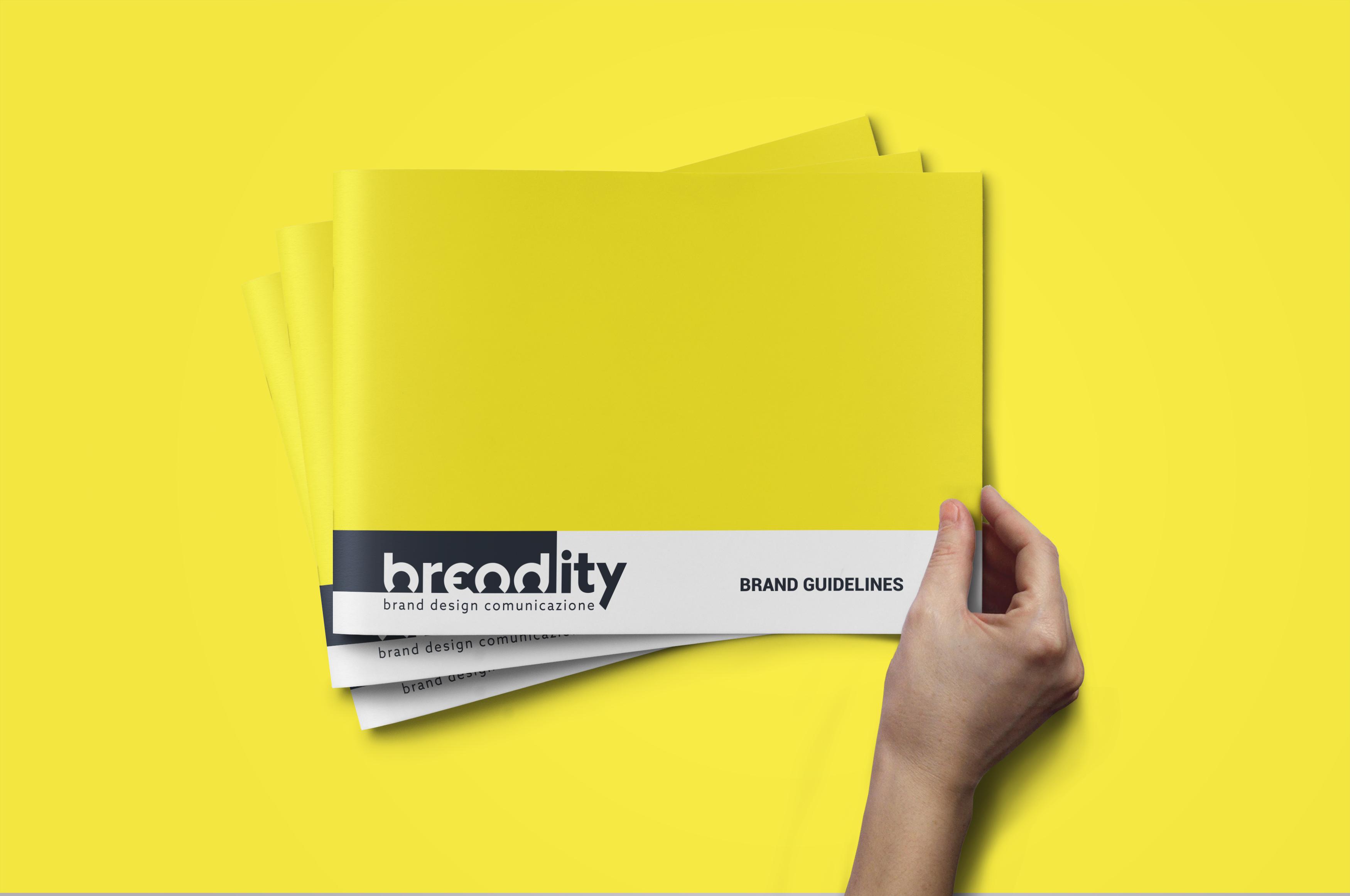 manuale del brand