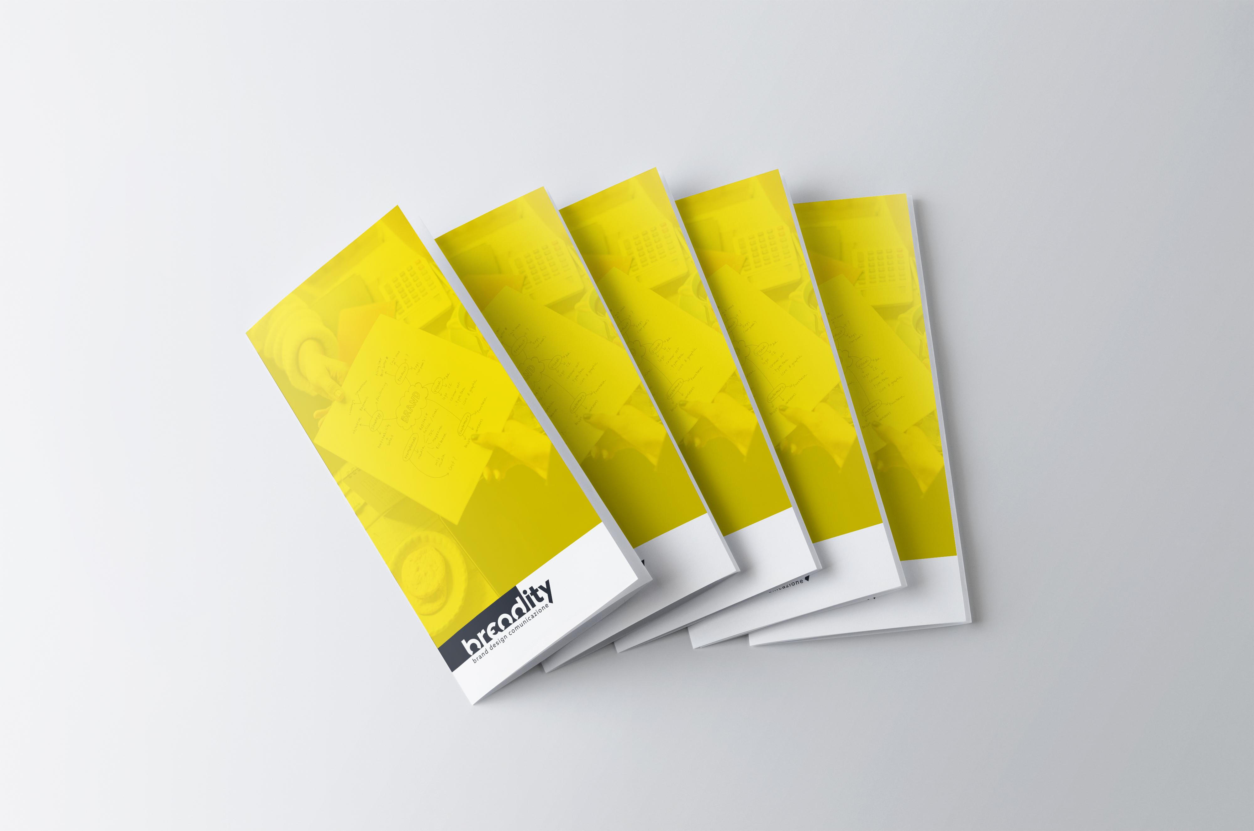 brendity brochure a tre ante
