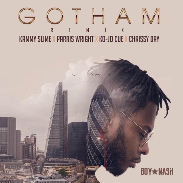 Gotham Remix Album Cover