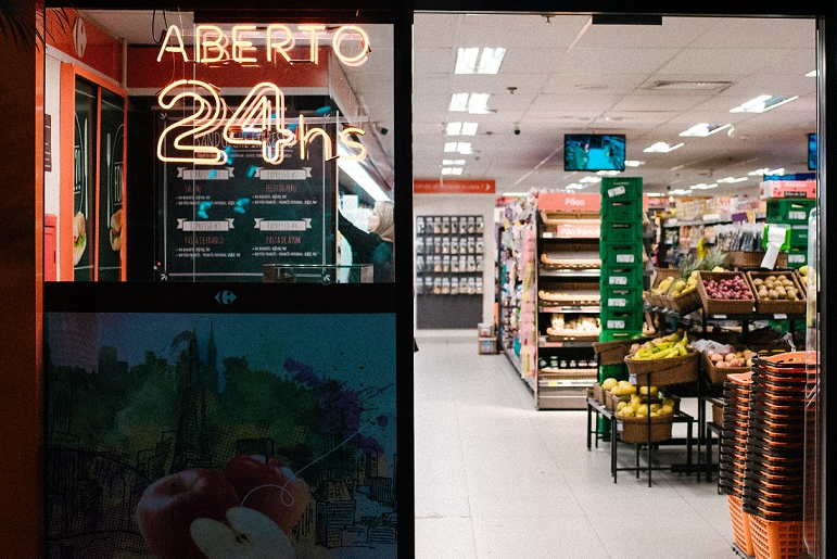 fast moving consumer goods, supermarkets, mass market, drugstore