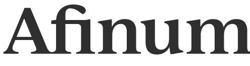 Afinum logo