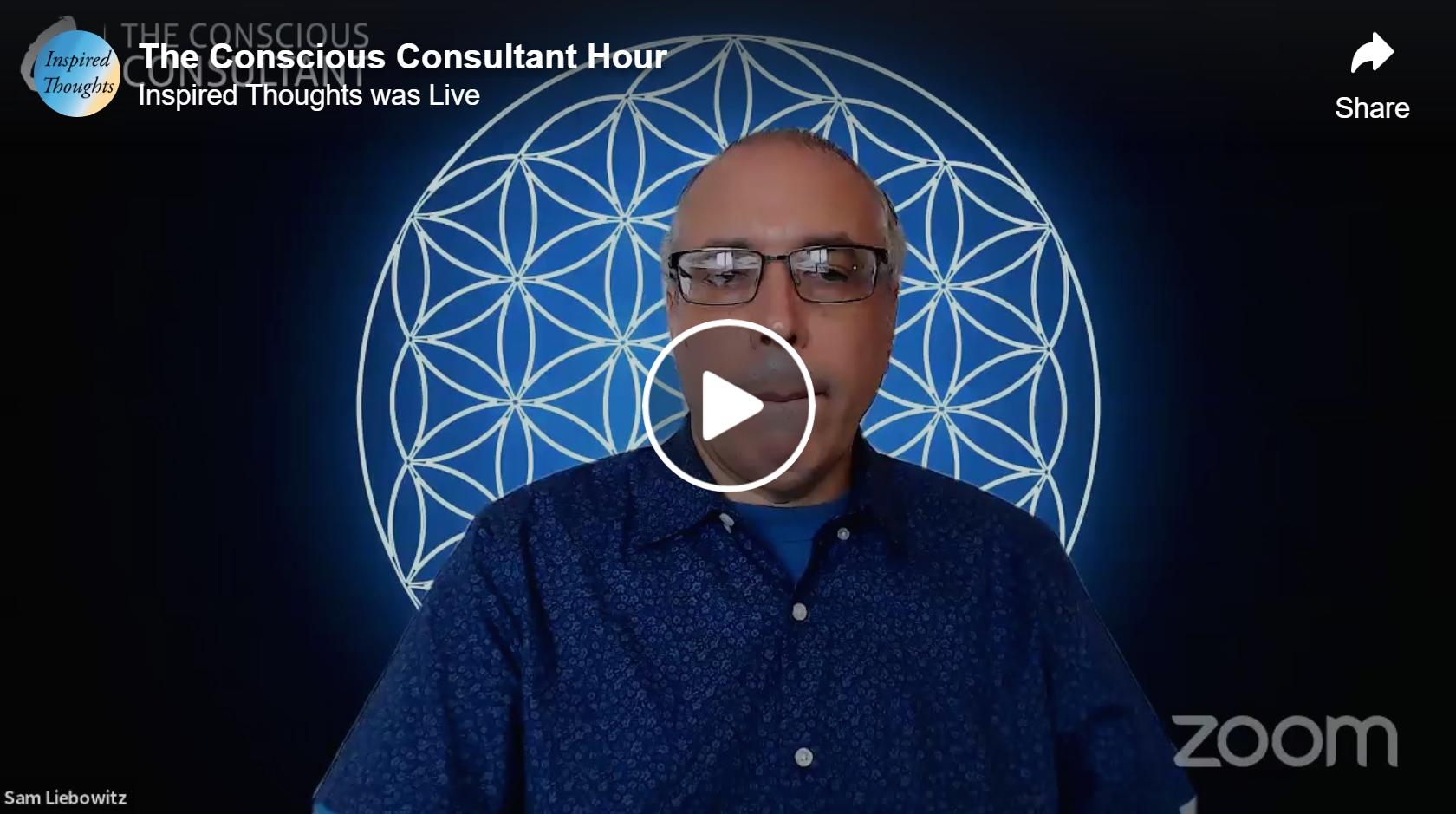 Facebook Live Video from 2020/09/17 - Awaken Your Third Eye