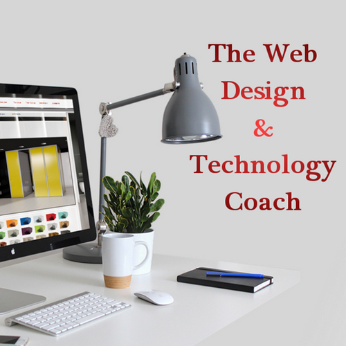 THE WEB DESIGN & TECHNOLOGY COACH PODCAST ARCHIVE