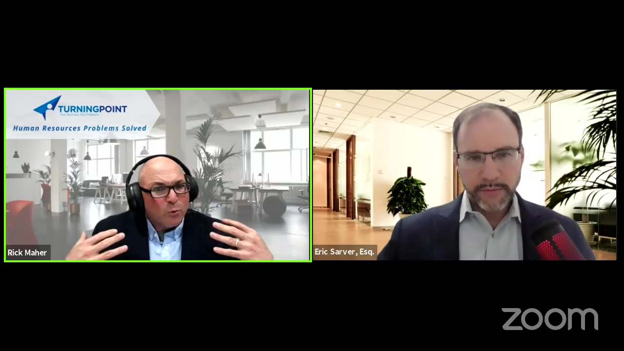 Facebook Live Video from 2021/03/30 - HR Solutions During Covid