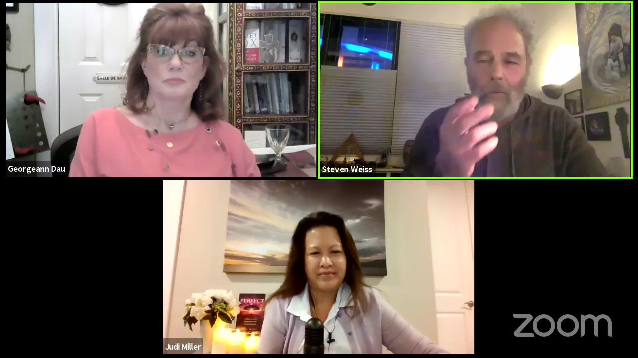 Facebook Live Video from 2021/04/12 - The Altar of True Healing