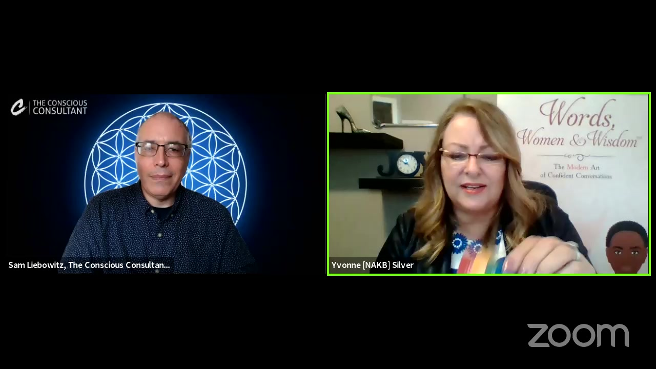Facebook Live Video from 2021/04/22 - Words, Women & Wisdom