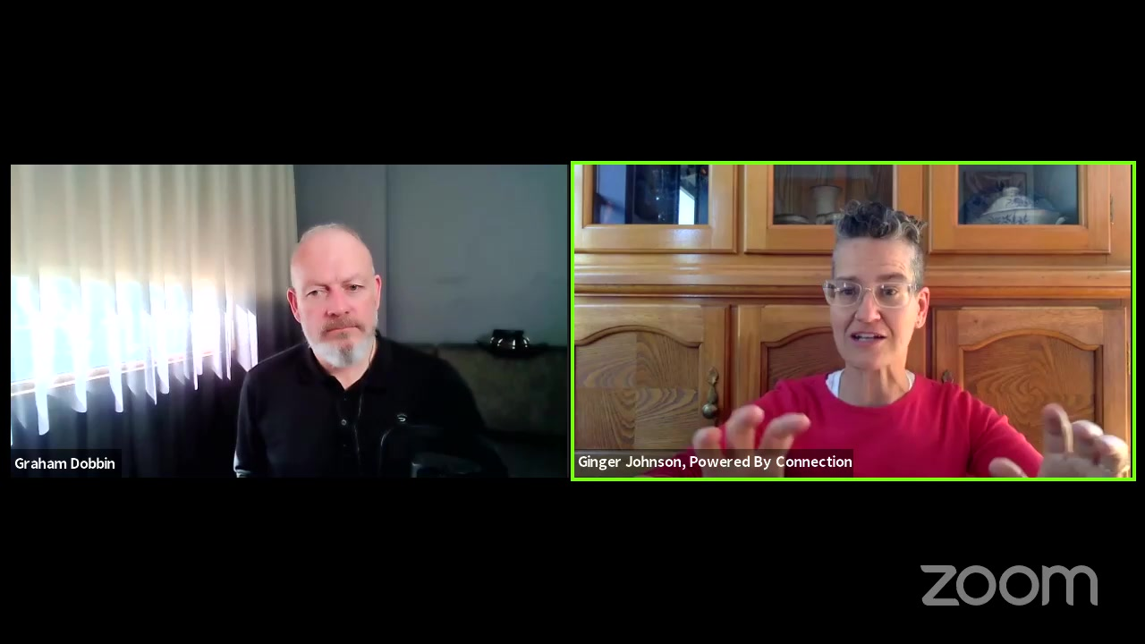 Facebook Live Video from 2021/04/22 - Leading Through Human Connection