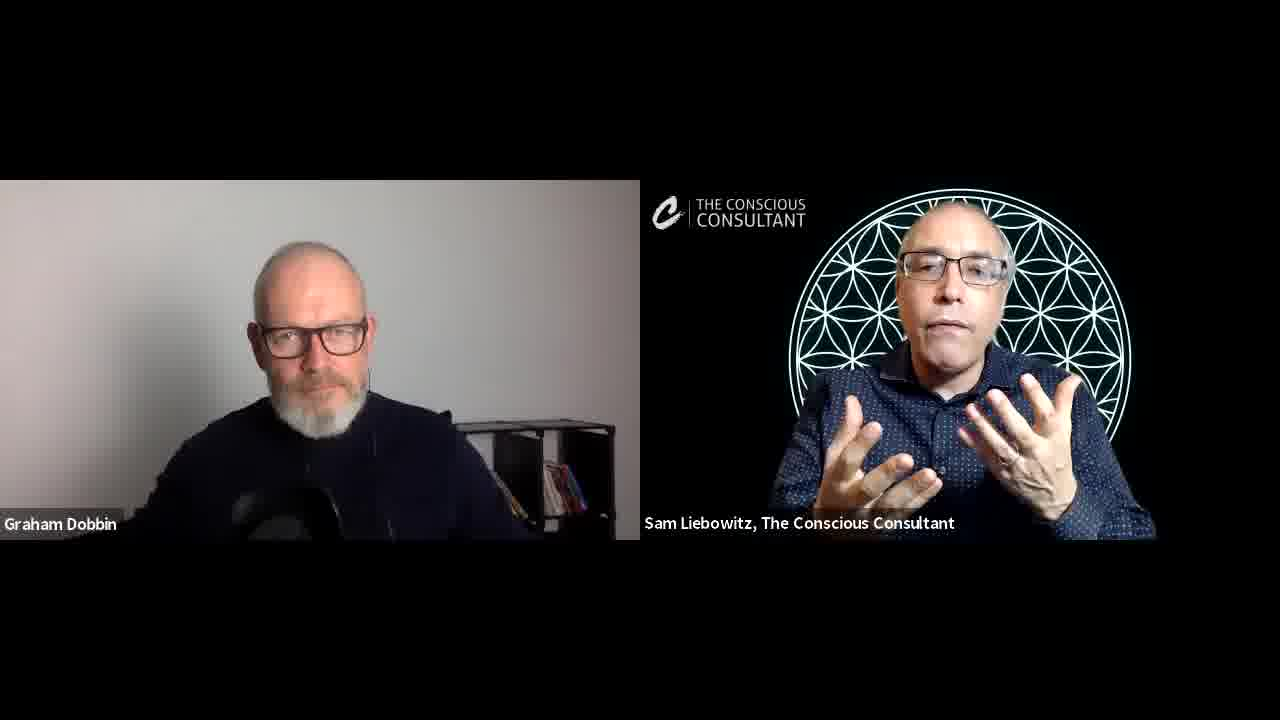 Facebook Live Video from 2021/04/29 - Conscious Leadership
