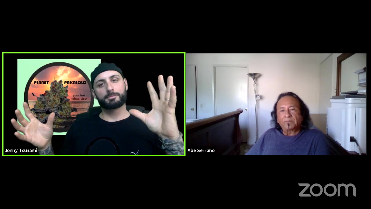 Facebook Live Video from 2021/06/03 - Mastering Cannabis Connections
