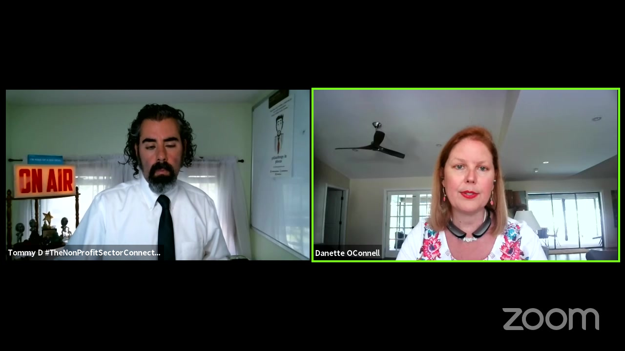 Facebook Live Video from 2021/06/04 - Meeting The Need - Nonprofit Resource Hub