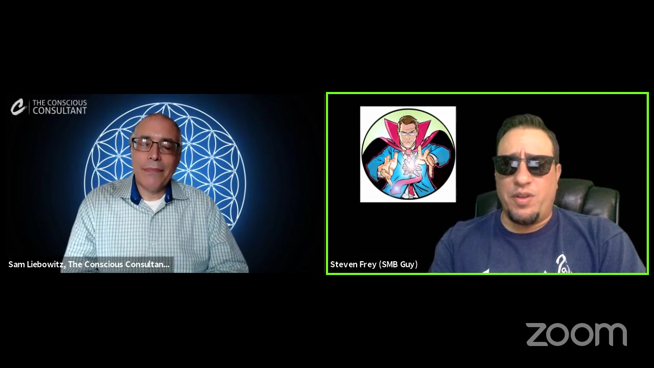 """Facebook Live Video from 2021/06/04 - Getting Your SMB """"On Air"""""""