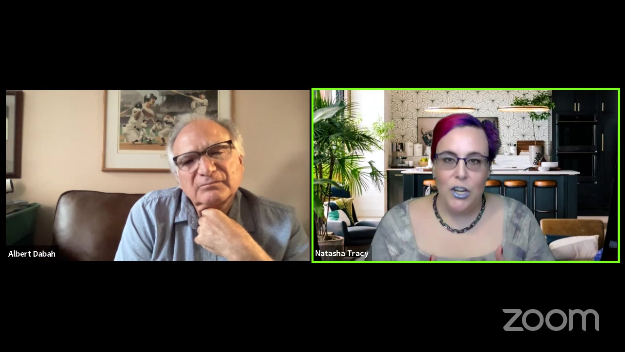 Facebook Live Video from 2021/06/07 - Speaking Up About What's Beneath with Natasha Tracy