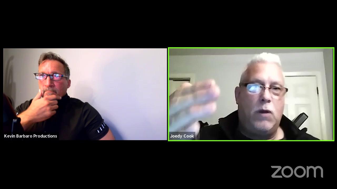 Facebook Live Video from 2021/06/08 - Callback Tips, Concert Chaos and BigFoot Encounters
