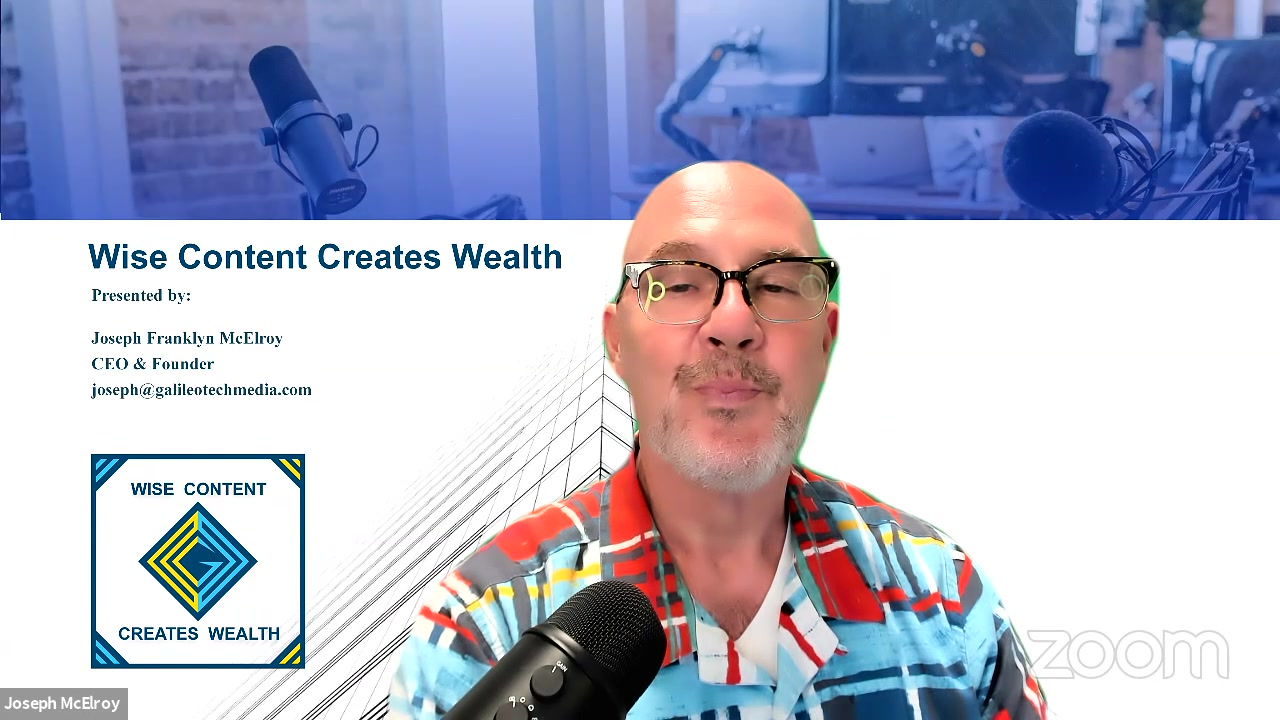Facebook Live Video from 20210618-SEO Reporting - Getting ROI From Your Wise Content Strategy