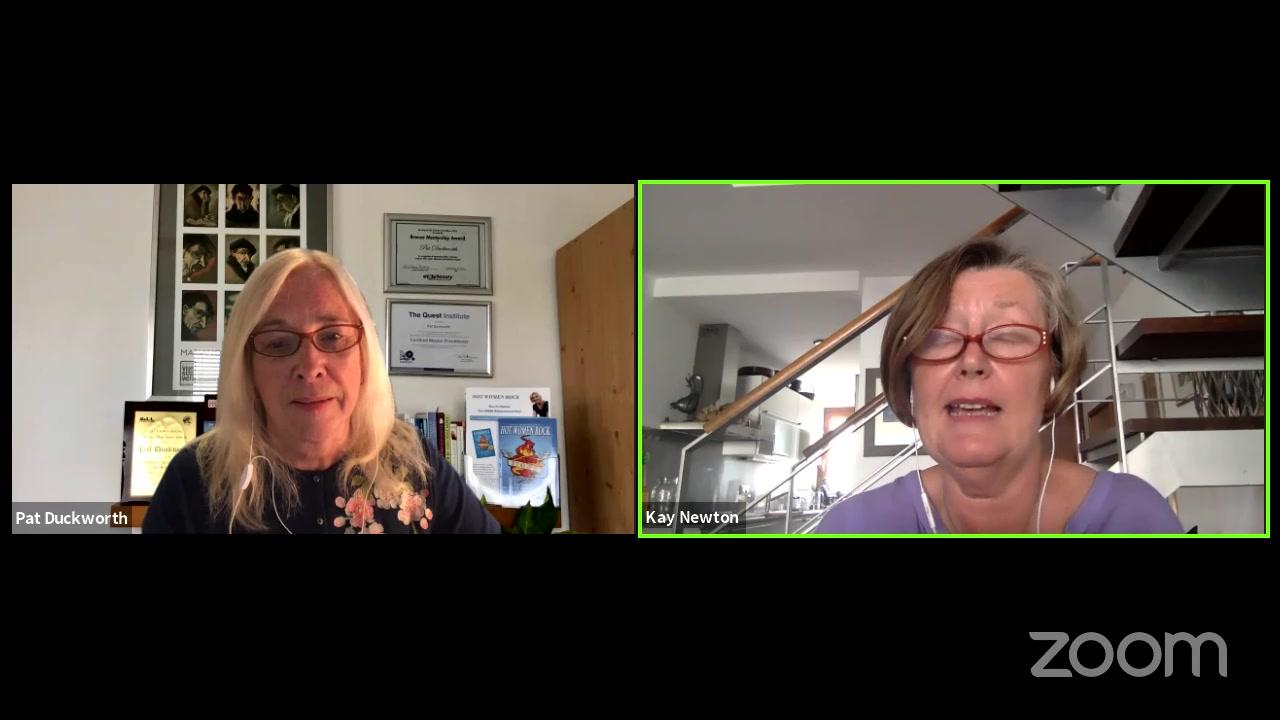Facebook Live Video from 2021/06/24 - Menopause, Body Burden & The Dirty Dozen