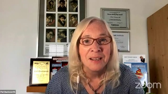 Facebook Live Video from 2021/07/01 - What Your Mum Didn't Tell You About Menopause