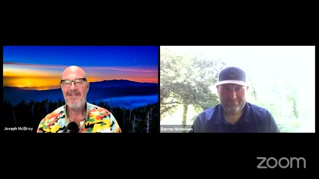 Facebook Live Video from 2021/07/06 - From Caney Fork to the Ryman — A Visit with Darren Nicholson