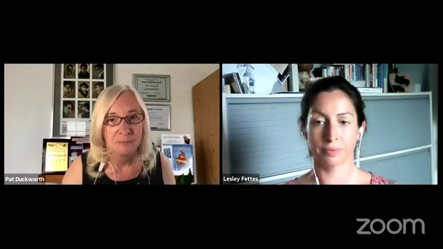Facebook Live Video from 2021/07/15 - How Menopause Made Me Stronger