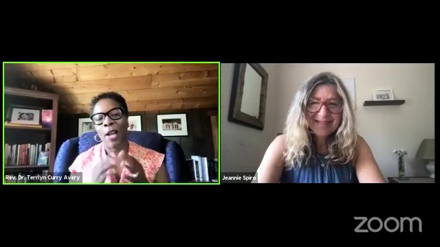 Facebook Live Video from 2021/07/15 - From Overwhelm to Action