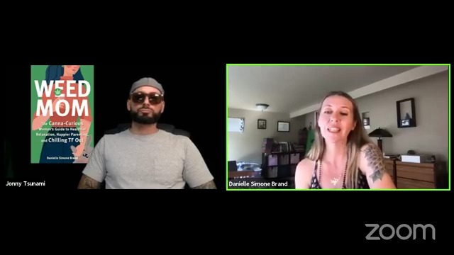 Facebook Live Video from 2021/07/15 - Cannabis & Parenting