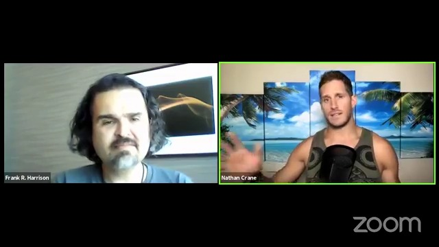 Facebook Live Video from 2021/07/29 - Frank About Cancer: The Integrative Perspective with Nathan Crane