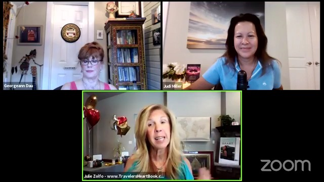 Facebook Live Video from 20210802-Traveler's H.E.A.R.T.-The Fullness of Life