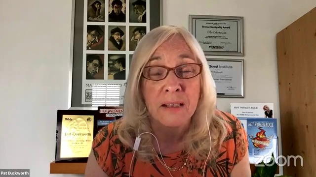 Facebook Live Video from 2021/08/05 - Good Sleep - The Secret Sauce of Menopause