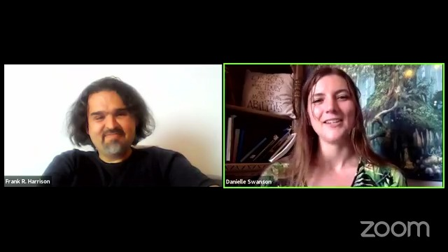 Facebook Live Video from 2021/08/12 - Frank About Health Lessons Learned with Danielle Swanson