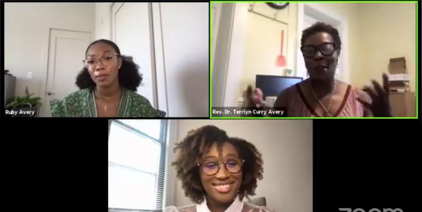Facebook Live Video from 2021/08/19 - Through GenZennial Eyes