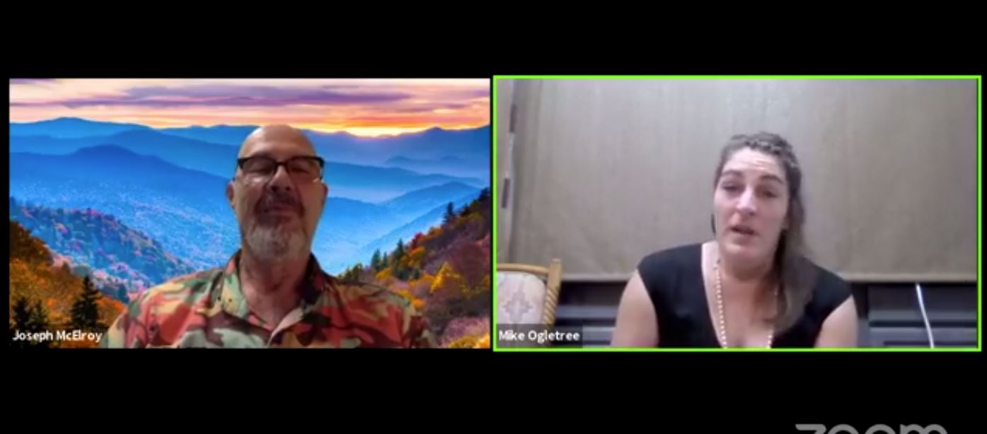 Facebook Live Video from 2021/08/31 - Creating a New Life and Food Adventures in the Smokies