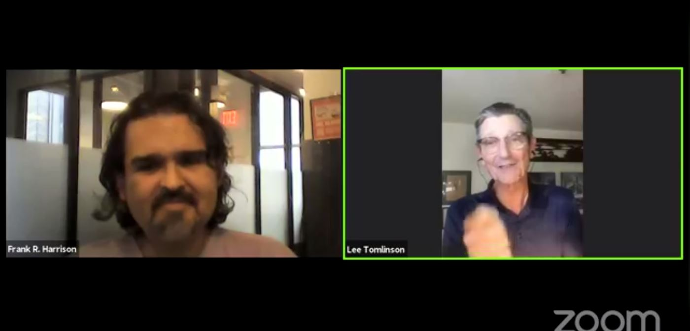 Facebook Live Video from 2021/09/02 - Frank About Compassionate Healthcare with Lee Tomlinson
