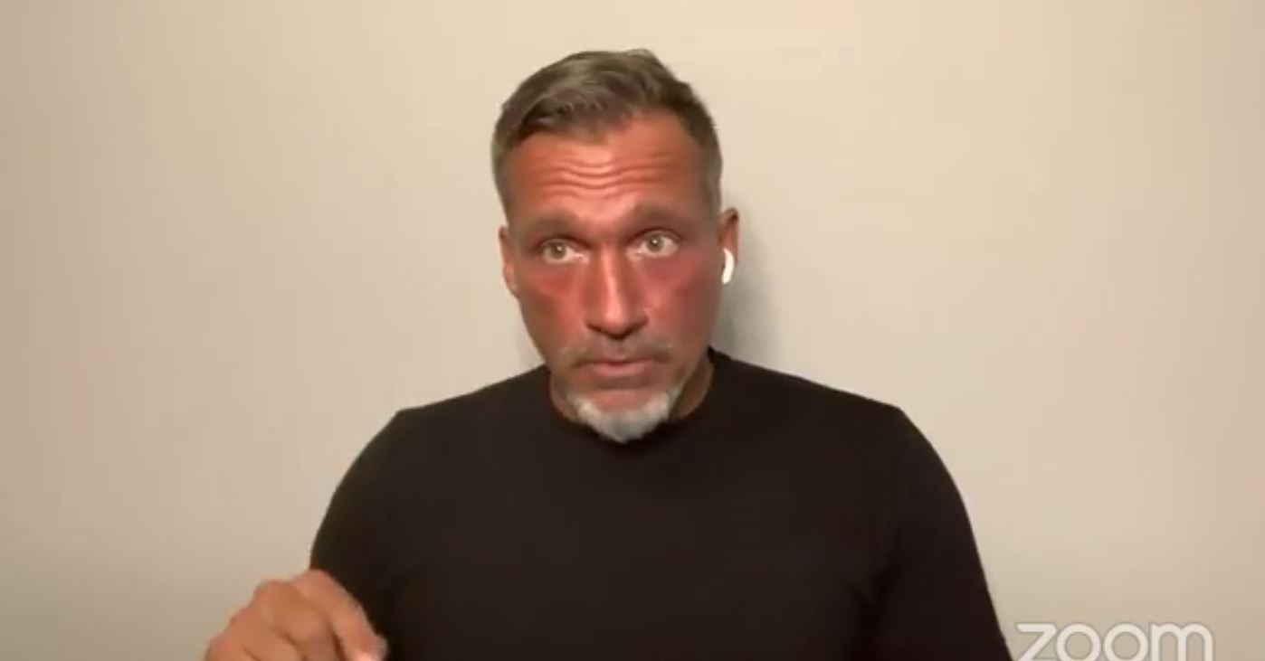 Facebook Live Video from 2021/09/07 - Acting Tips and Stress