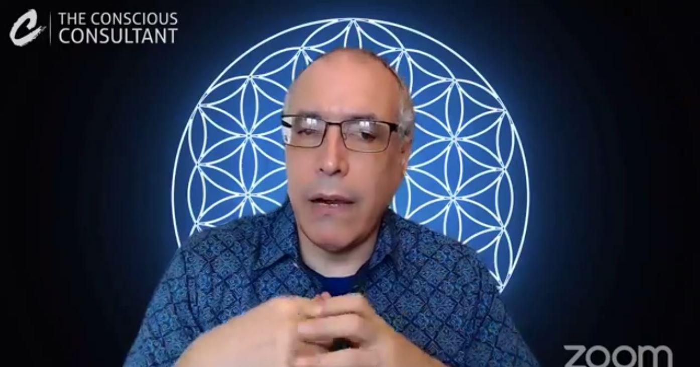 Facebook Live Video from 2021/09/09 - The Underlying Stress Of Life