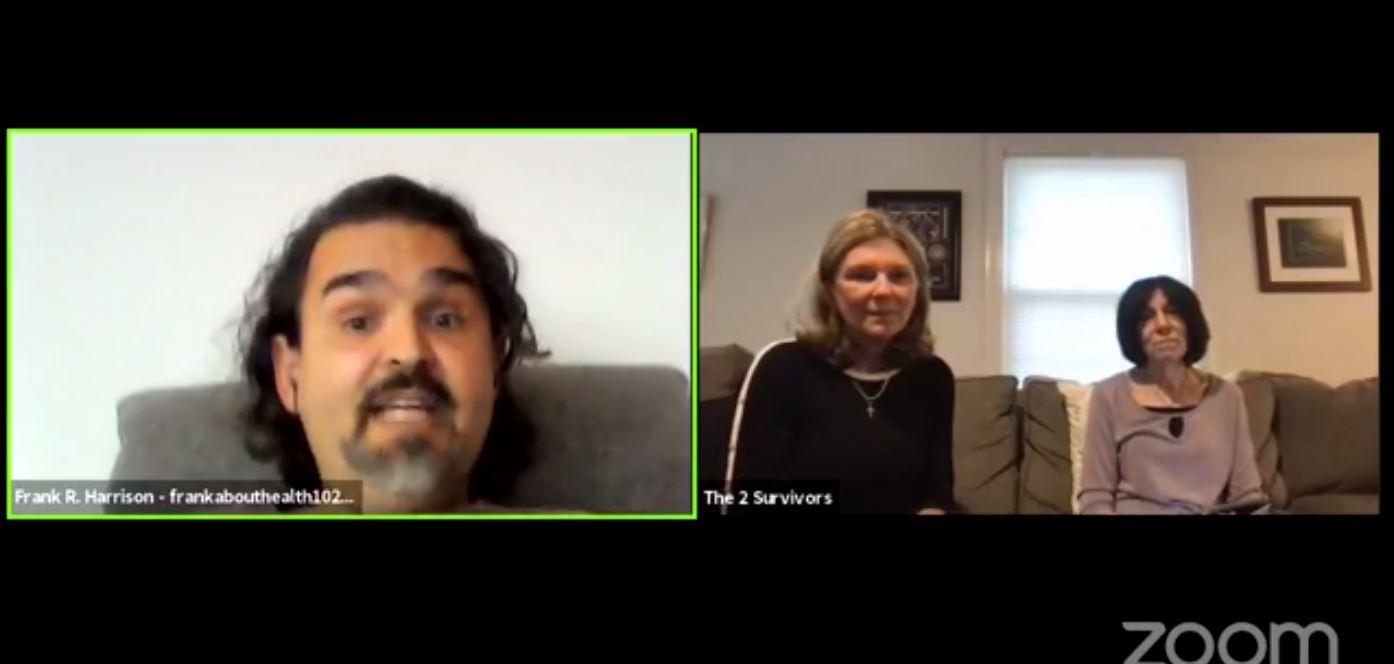 Facebook Live Video from 2021/09/09 - Frank About Narcissism The Survivor Returns