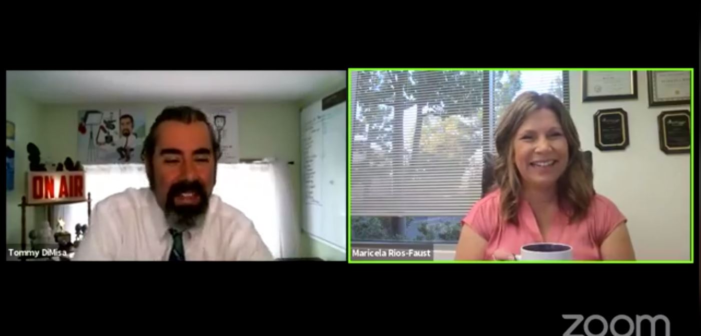 Facebook Live Video from 2021/09/10 - Human Options - Living a Violence Free Life