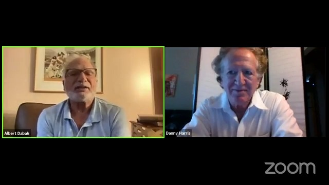 Facebook Live Video from 2021/09/13 - From Business Banking & Teaching, Meet Dan The Therapist