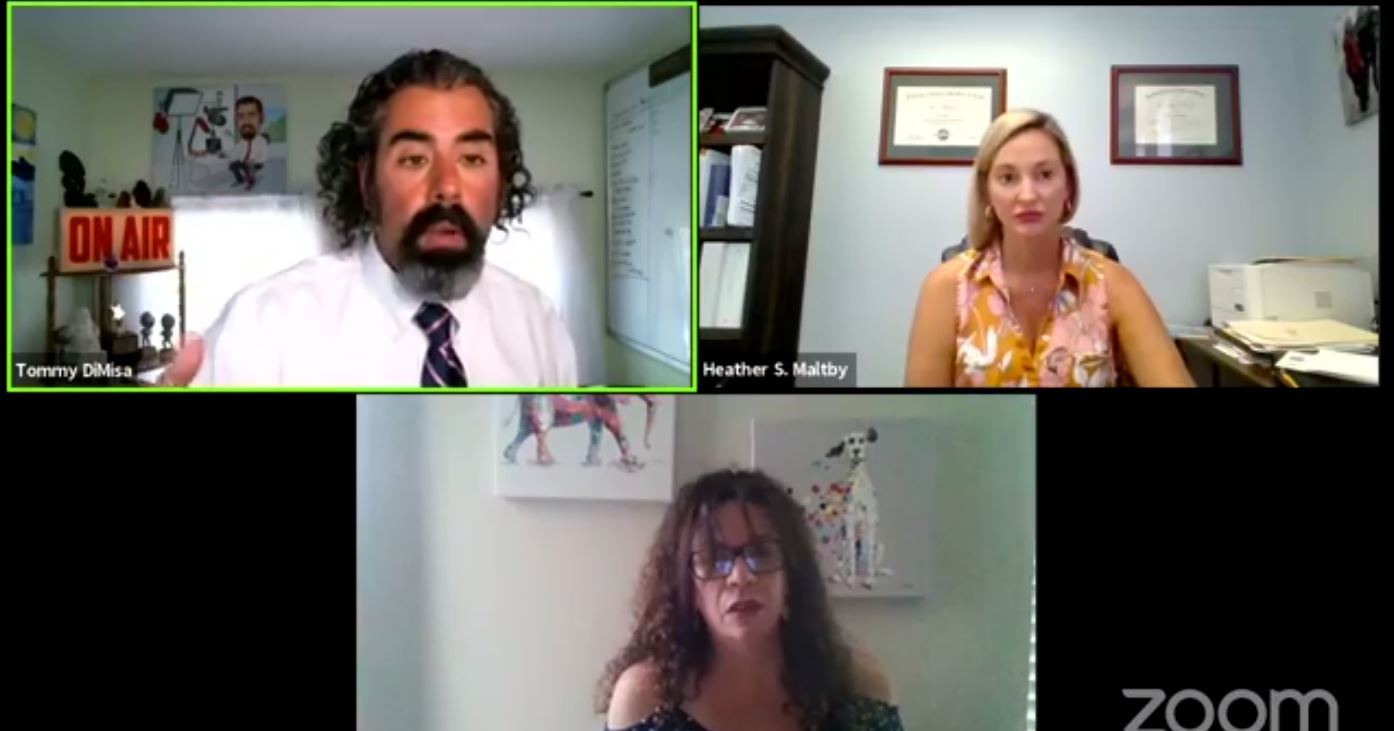 Facebook Live Video from 2021/09/15 - Pet Trusts