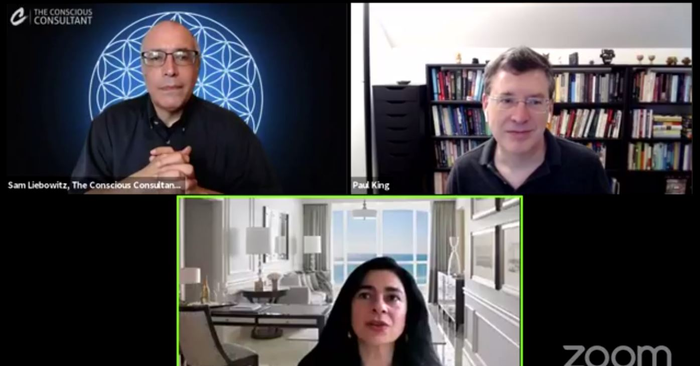Facebook Live Video from 2021/09/16 - Neuroscience AI & Consciousness