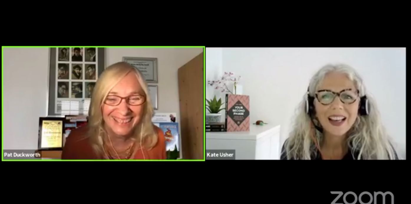 Facebook Live Video from 2021/10/07 - Breaking the Silence Around Menopause in the Workplace