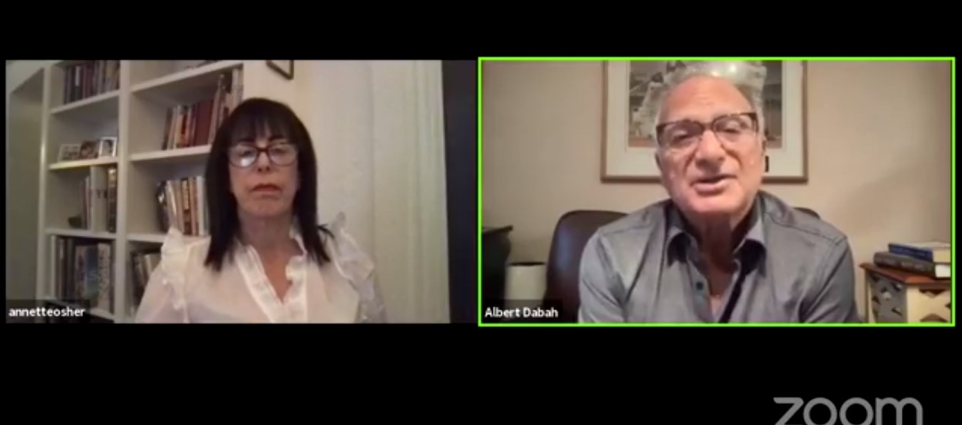 Facebook Live Video from 2021/10/11 - Annette's Deeper Human Connection in the World of Medicine and Mental Health