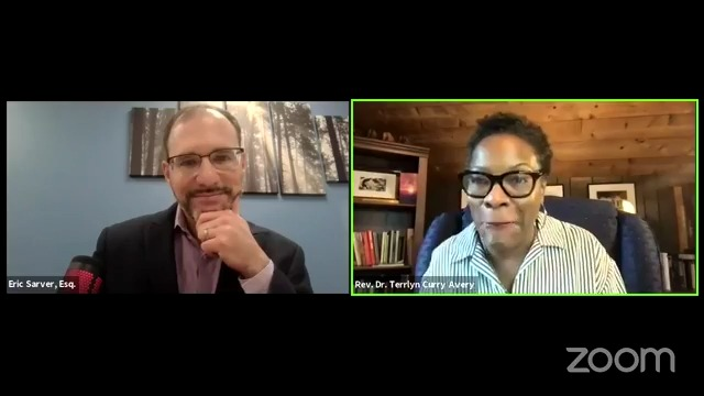 Facebook Live Video from 2021/10/12 - Dismantling Racism In The Workplace