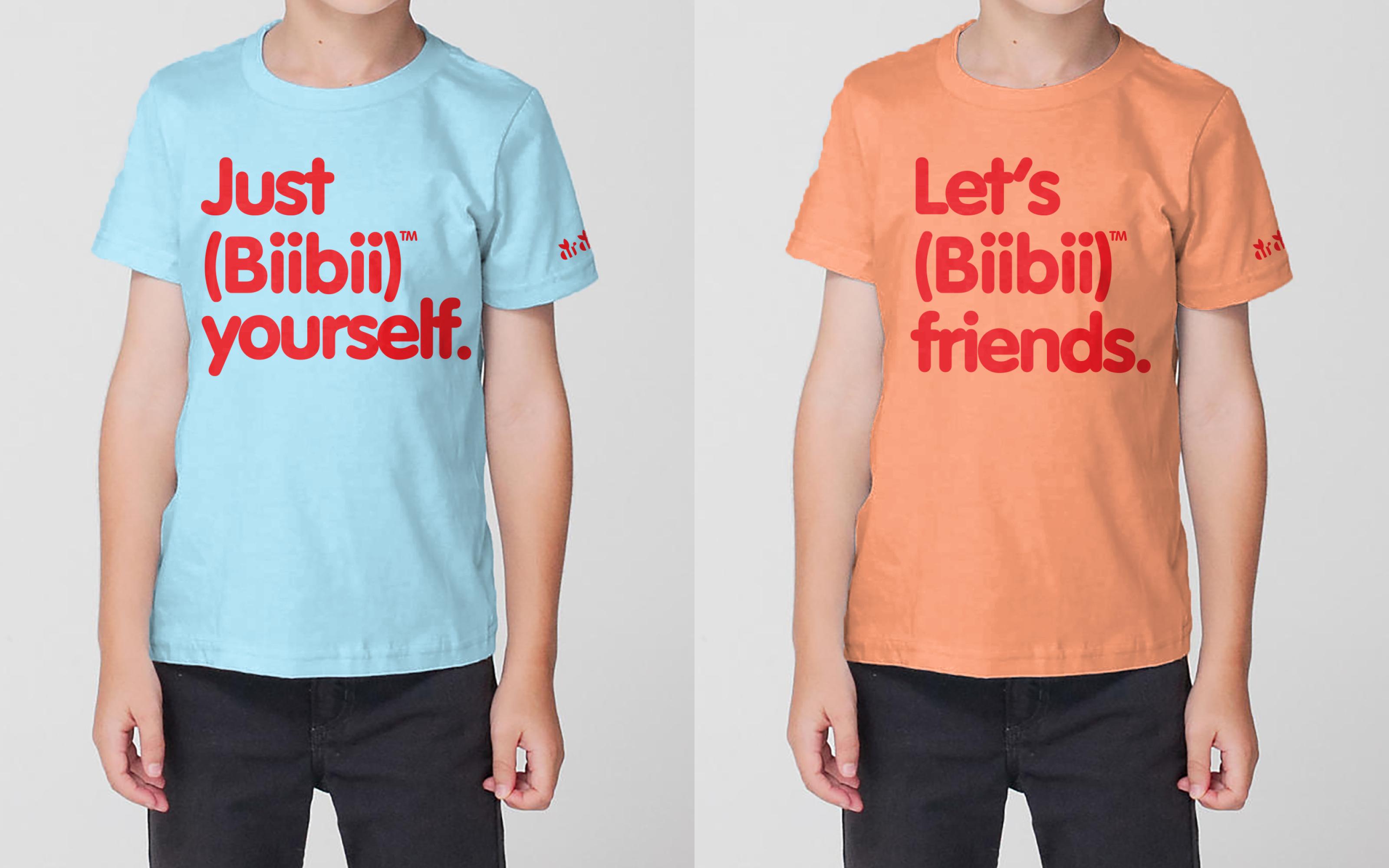 &then™ Biibii Tshirts