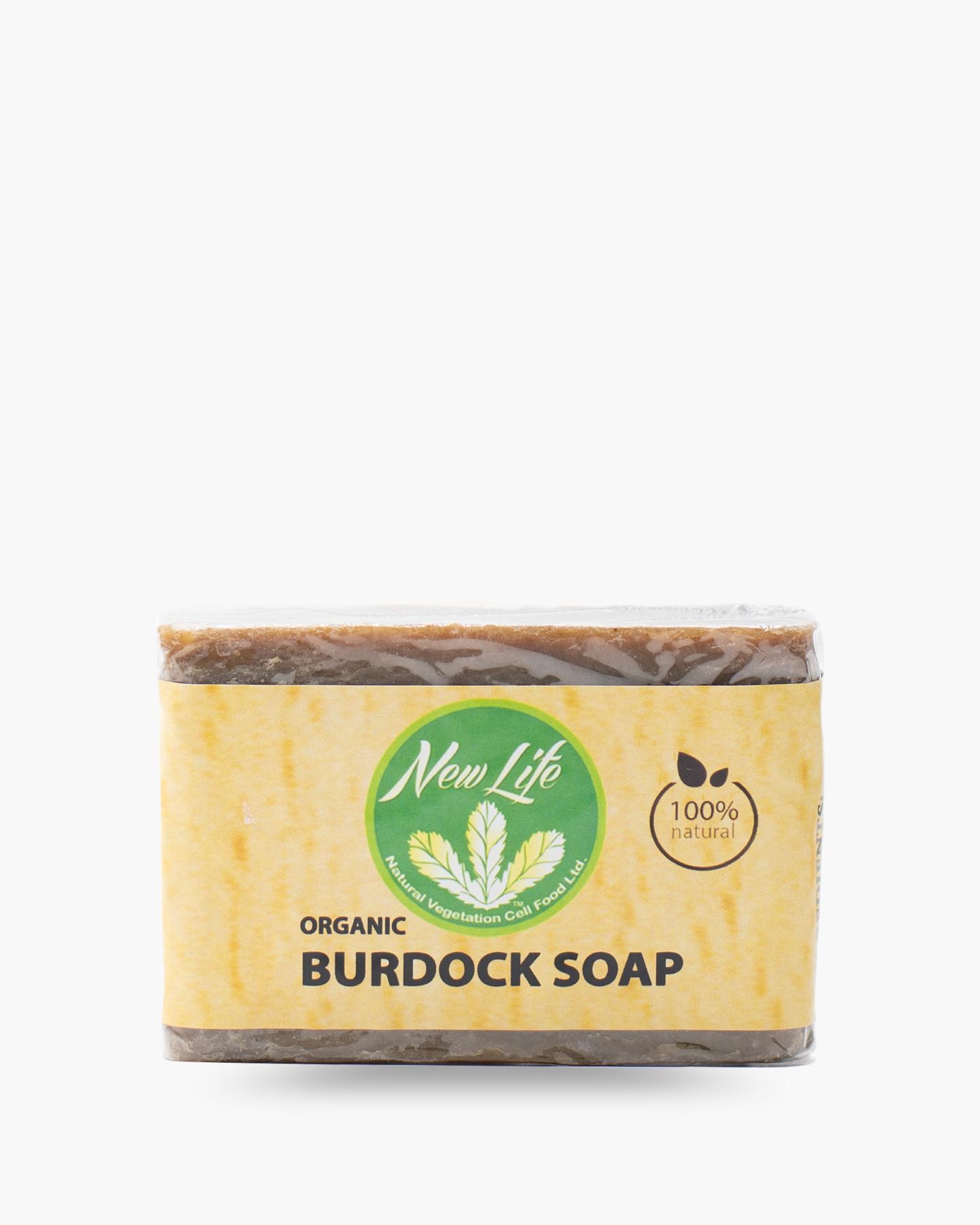 Burdock Soap