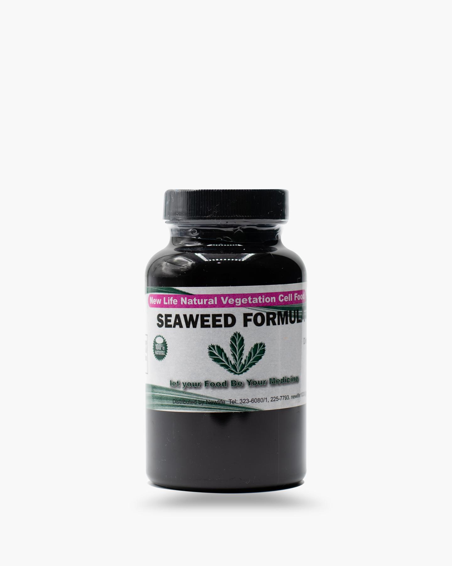 Seaweed Formula