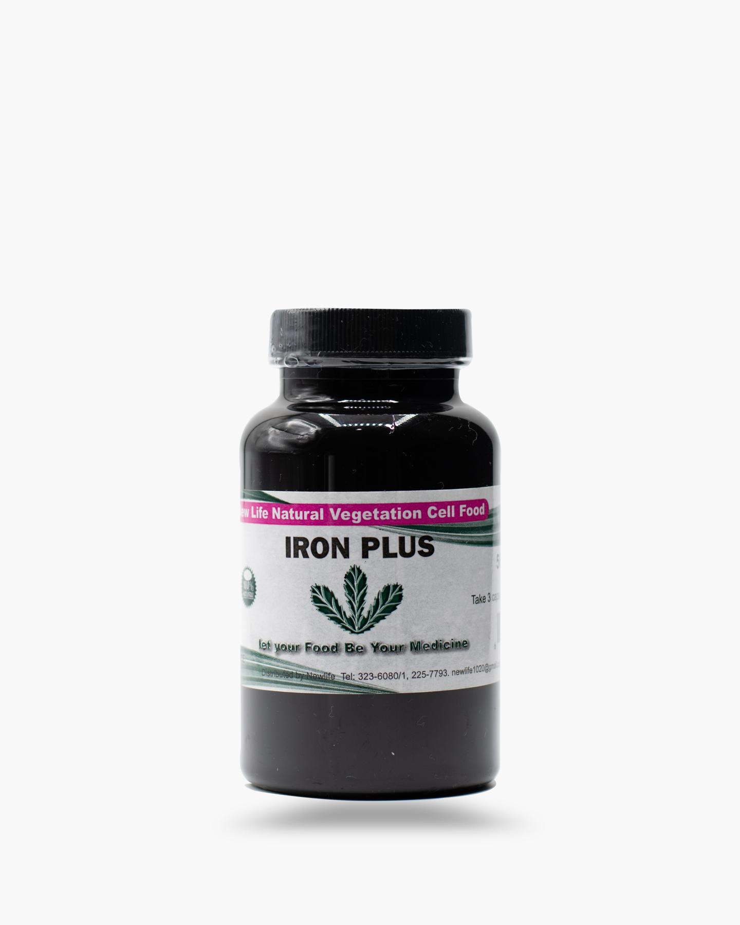 Iron Plus Formula