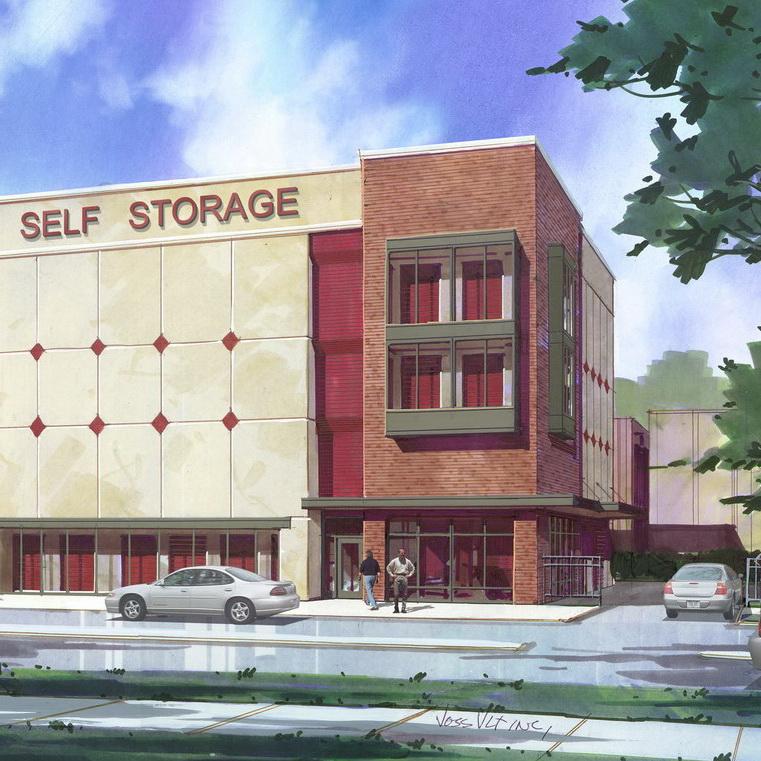 Lincoln Avenue Self-Storage