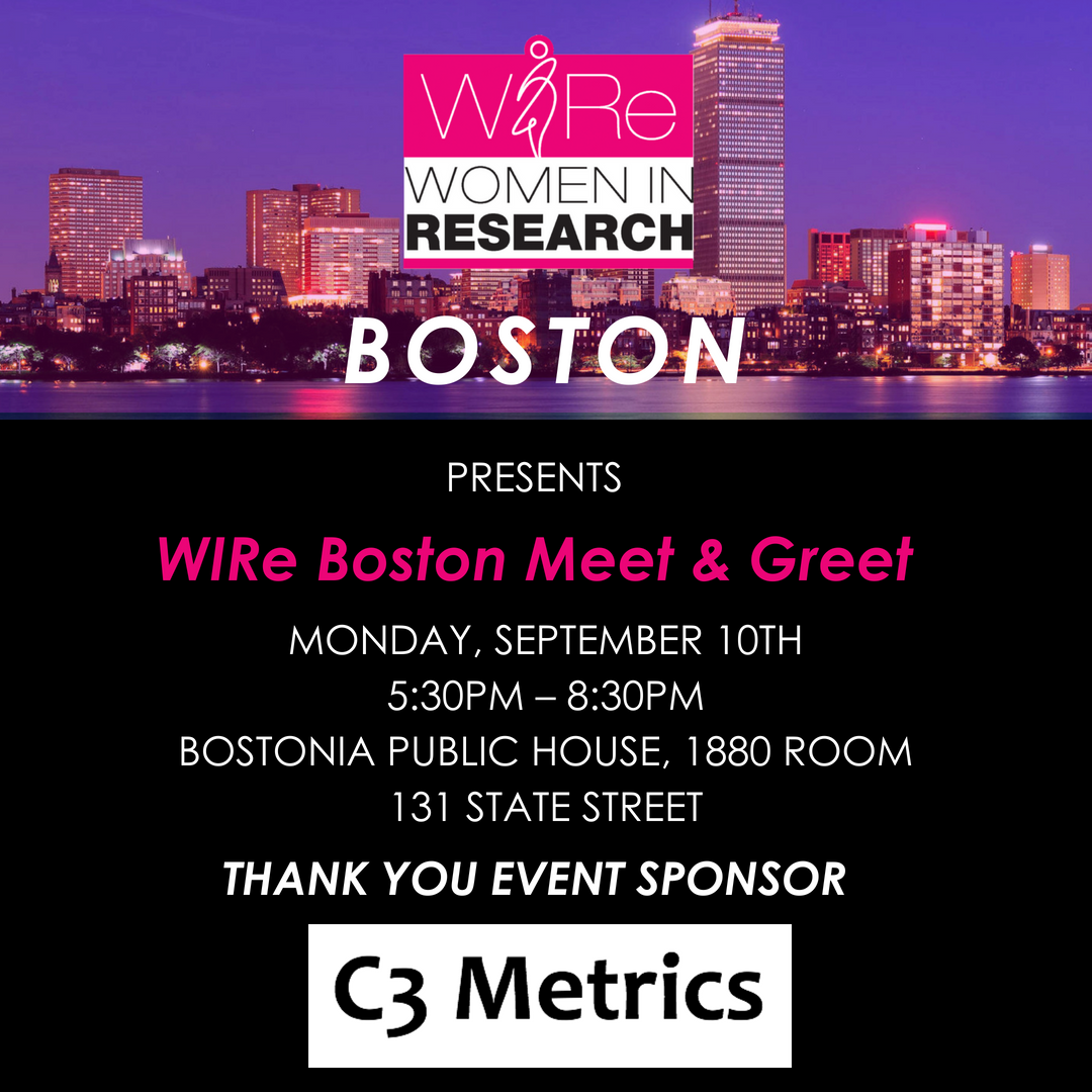 WIRe Boston Meet & Greet