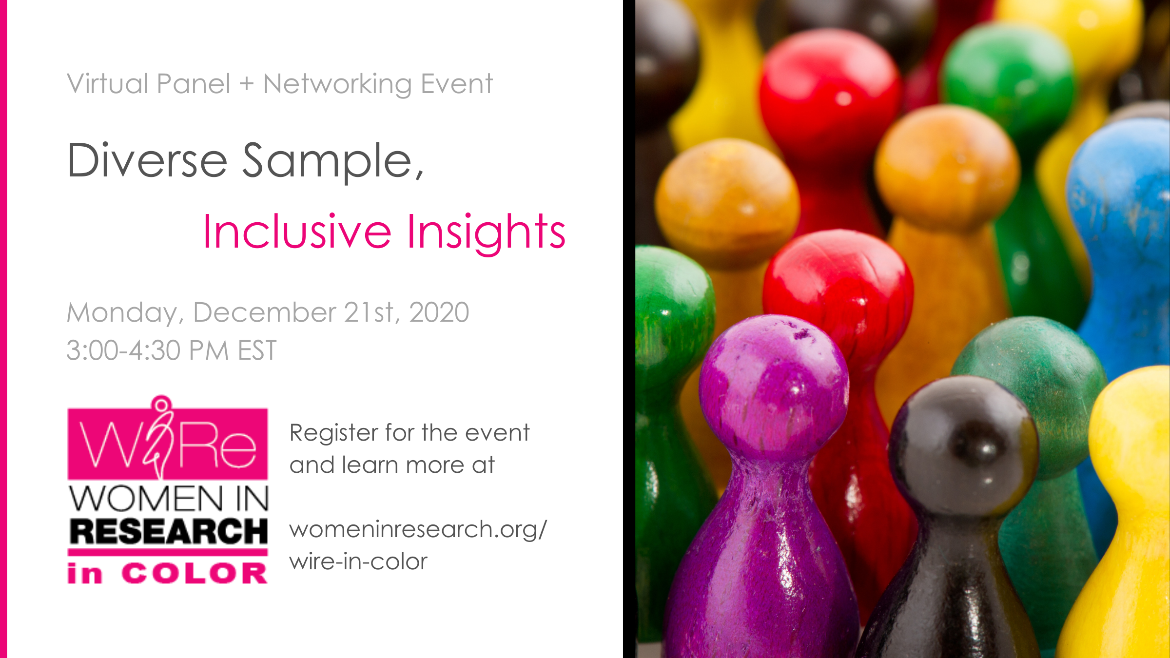 Diverse Sample, Inclusive Insights