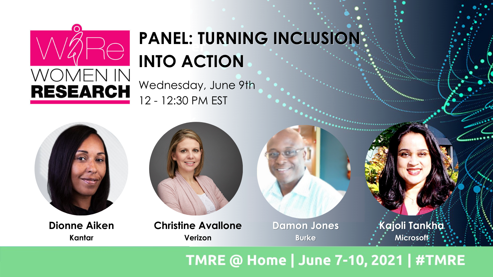 TMRE @ Home: Turning Inclusion into Action